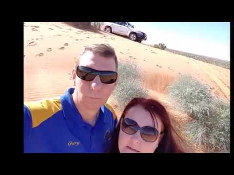 Queensland Trip 2016 including Simpson Desert and Big Red