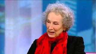 Margaret Atwood On George Stroumboulopoulos Tonight: INTERVIEW