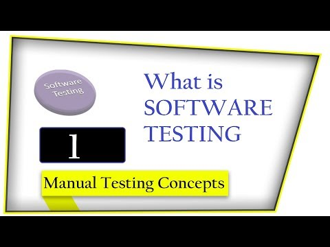 Software Testing : What is Software Testing