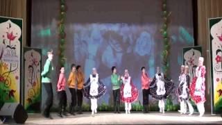 736. ансамбль Росинки г. Агрыз- Татарский танец