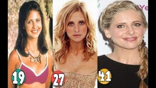 Sarah Michelle Gellar ♕ Transformation From 04 To 41 Years OLD