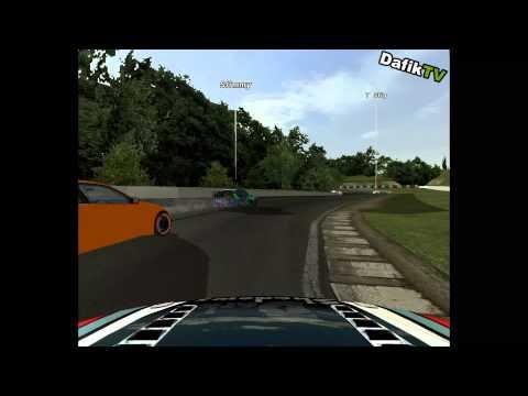rFactor RoyalRacing - GP Francji  wyścig 1,   France GrandPrix Charade Race 1 [HD]