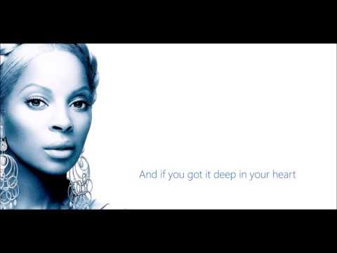 Mary J. Blige - Be Without You Lyrics HD