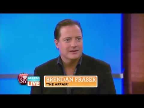 Brendan fraser reacts to the mummy 2017 youtube - Brendan fraser bald ...