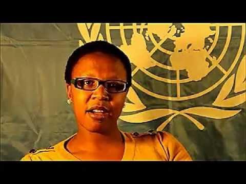 UN staff in South Africa on Nelson Mandela International Day 2012