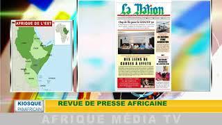 Revue de presse africaine : KIOSQUE PANAFRICAIN DU 30 08 2018