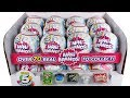 Zuru 5 Surprise Mini Brands Blind Box Full Case Unboxing Toy Review Mini Doll Foods