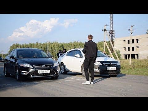 Opel Astra J Turbo 1.6 220HP Vs Ford Mondeo IV 2.0 Turbo 270HP + VolksWagen Passat B7 1.8 Turbo