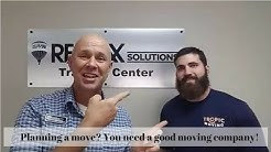 Planning a move You need a moving company Meet my network Cocoa Beach Insider and Tropic Moving