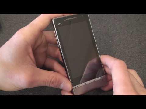 HTC Touch Diamond2 Hardware Tour