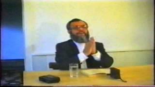 Prof. Mahmud Esad Coşan - Almanya Sohbetleri #3