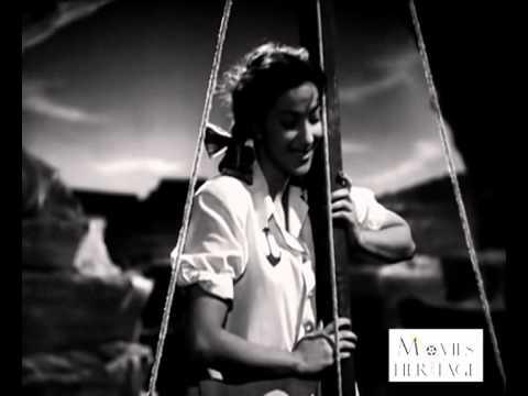 Dam Bhar Jo Udhar Munh Phere by Mukesh, Lata Mangeshkar - Awara (1951)