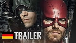 ELSEWORLDS CROSSOVER TRAILER GERMAN SUB | ARROW, THE FLASH, SUPERGIRL