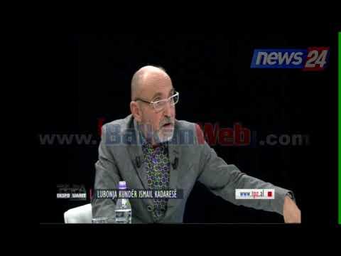"""""""Ka patur urrejtje ndaj të atit"""", si i përgjigjet Fatos Lubonja deklaratave të Ismail Kadaresë"""