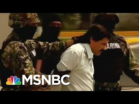 El Chapo Found Guilty On All Counts, Faces Life In Prison Without Parole | MSNBC Mp3