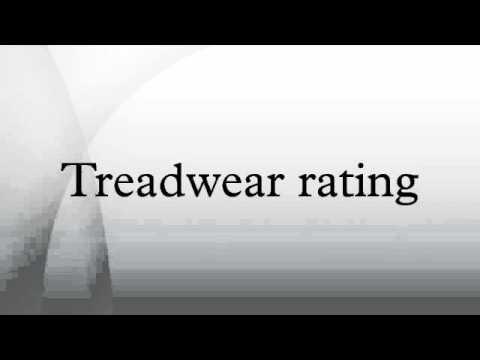 treadwear rating youtube. Black Bedroom Furniture Sets. Home Design Ideas