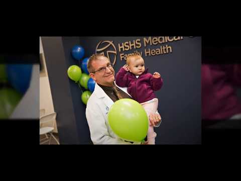 HSHS Medical Group Family Health & HSHS St. John's TherapyCare Open House & Blessing