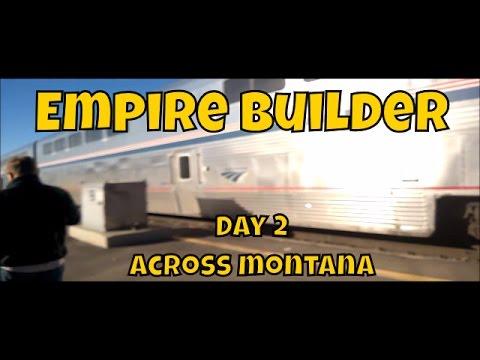 TRIP REPORT | Amtraks Empire Builder Trip Report- Day 2 Montana
