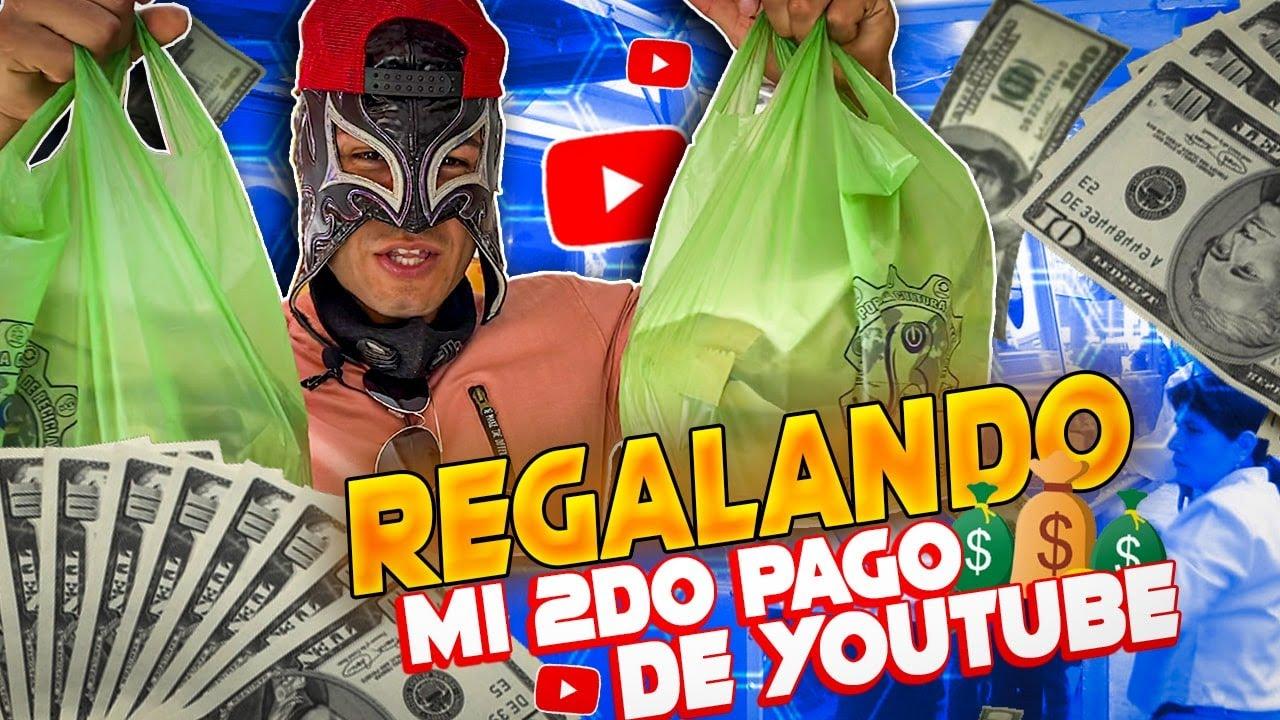 COMPARTIENDO MI SEGUNDO PAGO DE YOU TUBE!!!no ala indiferencia APOYALOS !! FiSiCO en la calle 😱