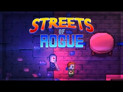 Best Free Game 2016? - Streets Of Rogue