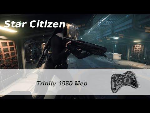 Star Citizen | Alpha #17 - Security Post Karreah Hacking [PC;HD]