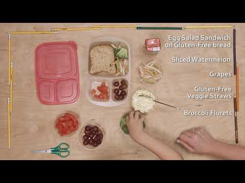 Loveable Gluten-free School Lunches