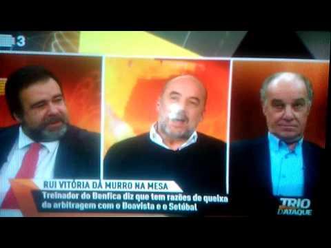 """Pedro Marques Lopes dá """"Treta"""" aos mouros no trio de ataque!!!!"""