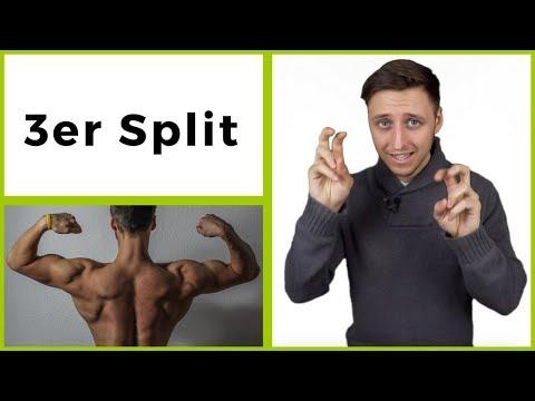 3er SPLIT doch effektiver?! (wissenschaftlich erklärt)