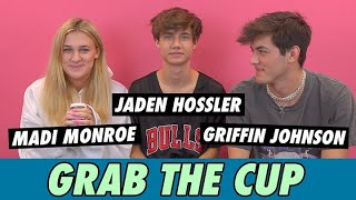 Griffin Johnson, Jaden Hossler & Madi Monroe - Grab The Cup