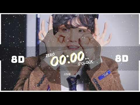 💜 [8D] BTS - 00:00 (ZERO O'CLOCK) | BASS BOOSTED STADIUM EFFECT | [USE HEADPHONES 🎧] 방탄소년단 MOTS 7