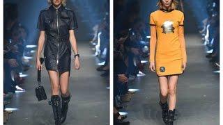 видео Женская одежда в стиле милитари: современная классика