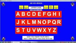 ABC Kids  Genius - Song Alfhabet