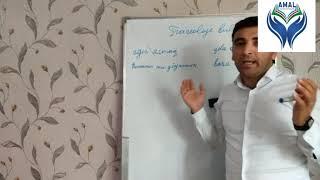 Nofəl Sadiq - Frazeoloji birləşmələr 📞+994 50 573 86 32