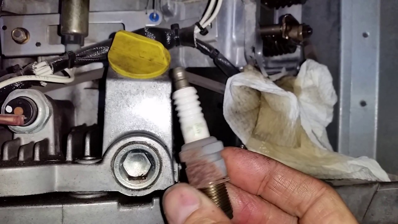 how to adjust the valves on a onan marquis gold 5500 generator  [ 1280 x 720 Pixel ]