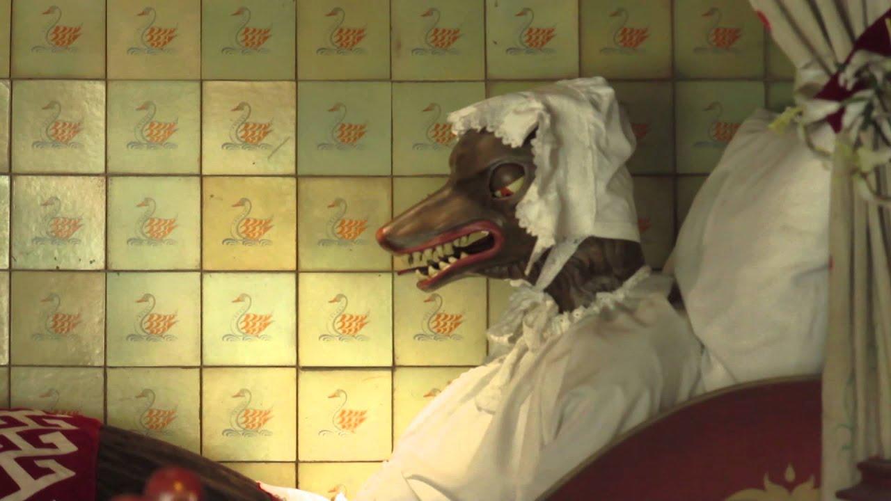 Verwonderlijk Roodkapje in de Efteling - YouTube CW-15