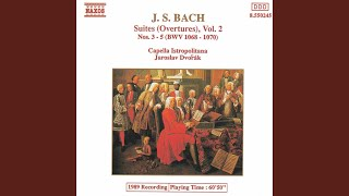 Orchestral Suite No 4 In D Major Bwv 1069 Iv Menuet I And Ii