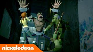 Черепашки-ниндзя | Ужасные эксперименты | Nickelodeon Россия