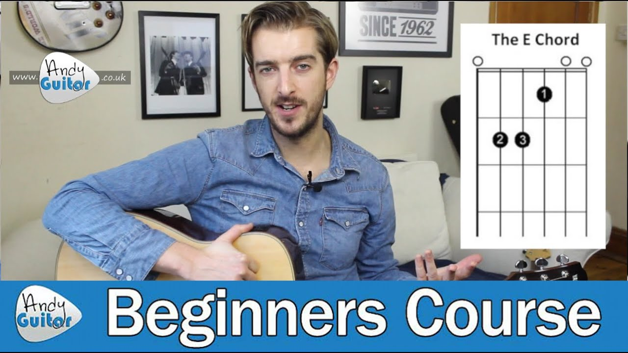 How To Read Guitar Tab Chord Boxes Guitar Basics Lesson 6