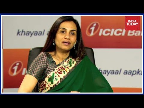 ICICI CEO, Chanda Kochhar Accused Of Nepotism, Conflict Of Interest