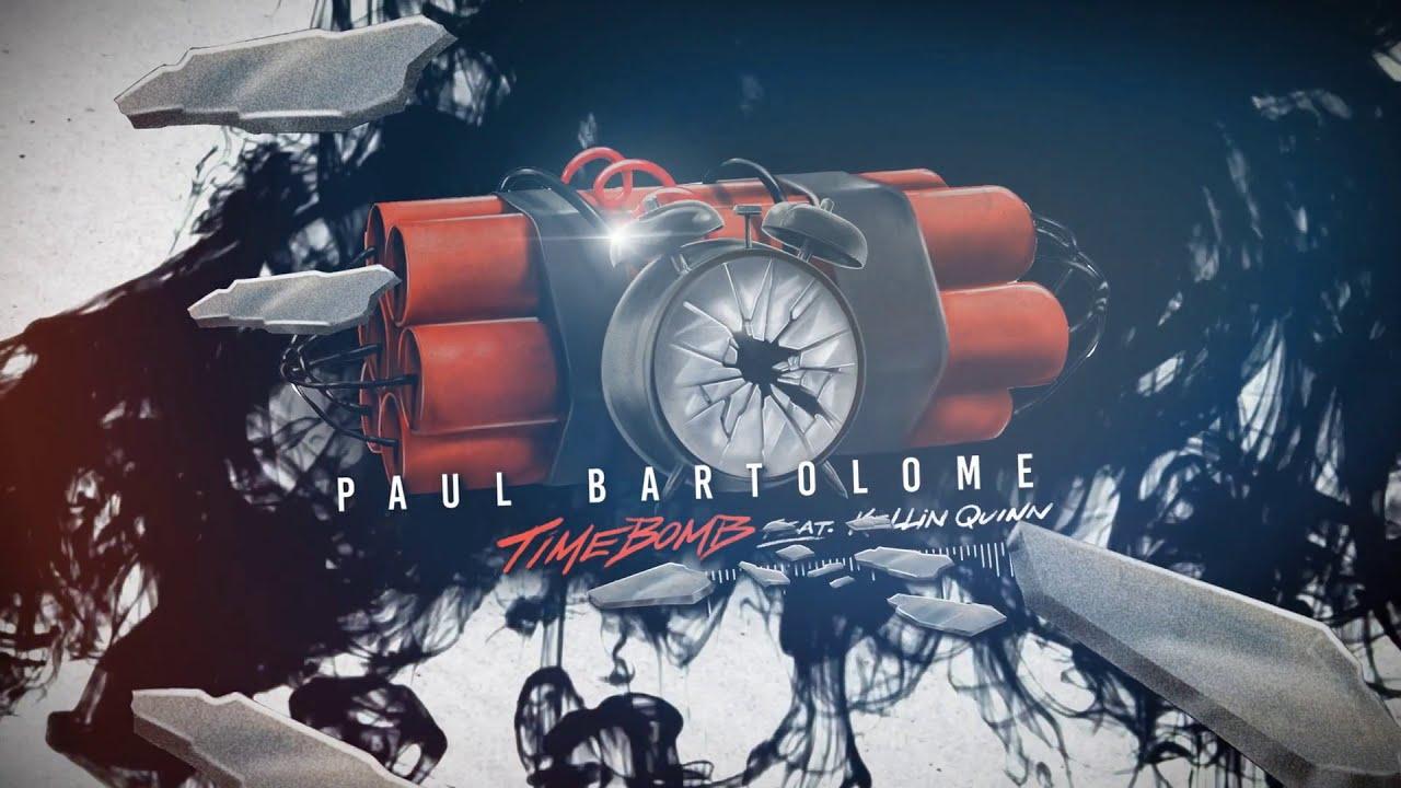 """Paul Bartolome """"Time Bomb"""" Debuts on Billboard Radio Charts"""