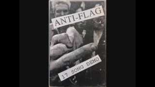Anti-Flag - 17 Song Demo (1992) Full Album