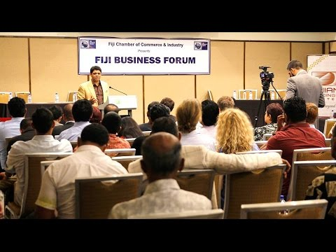 Fijian Minister for Economics Keynote Address at the Fiji Business Forum 2016.