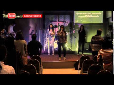 MenyenangkanMu - KGPC Worship with Viona Paays - One in Love's May 2015
