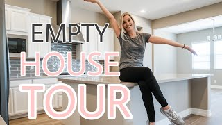 EMPTY HOUSE TOUR | WE BOUGHT A DREAM HOME #emptyhousetour #newhome