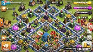 galera Clash of Clans um Rack para quem gosta de defender