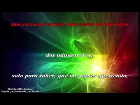 Uriel Lozano Dos Minutos De Ti Karaoke