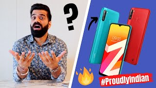 World's First Customizable Smartphone Is Here *Lava MyZ* #ProudlyIndian🔥🔥🔥