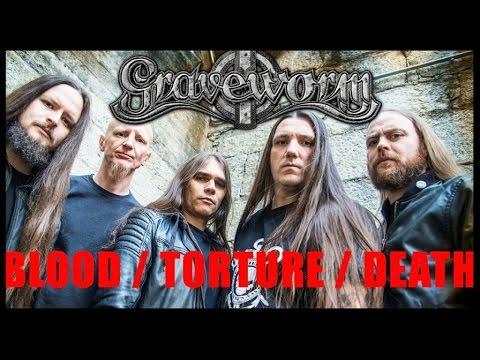 GRAVEWORM - Blood/Torture/Death (2015) // official audio clip // AFM Records