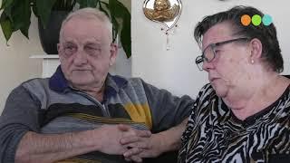 Cees en Willy van Oene 50 jaar getrouwd