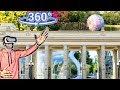 Поделки - Панорамное Видео 360 VR 4K для очков виртуальной реальности. Парк Горького день города